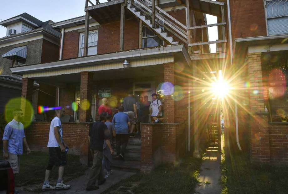 West Virginia town, ravaged by opioids, battles HIV cluster