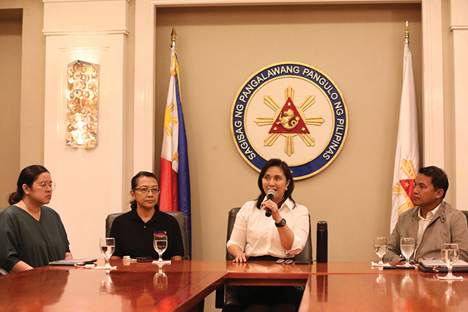 Robredo meets with UN to discuss 'best practices' in tackling drug problem