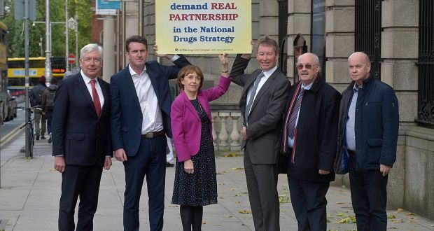 The Irish Times view on the drugs strategy: A call to action