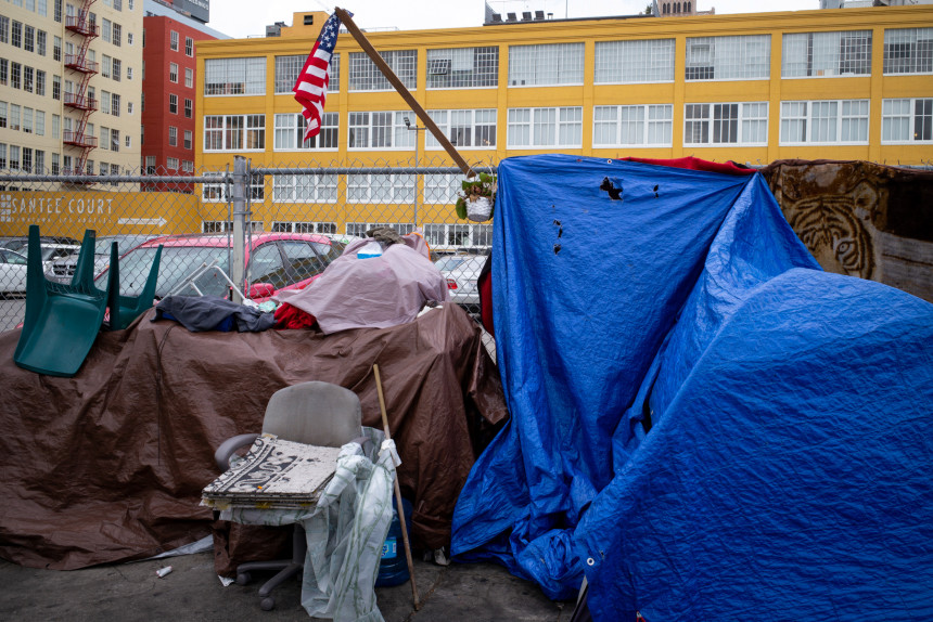 To solve homelessness, California must treat certain crimes as cries for help