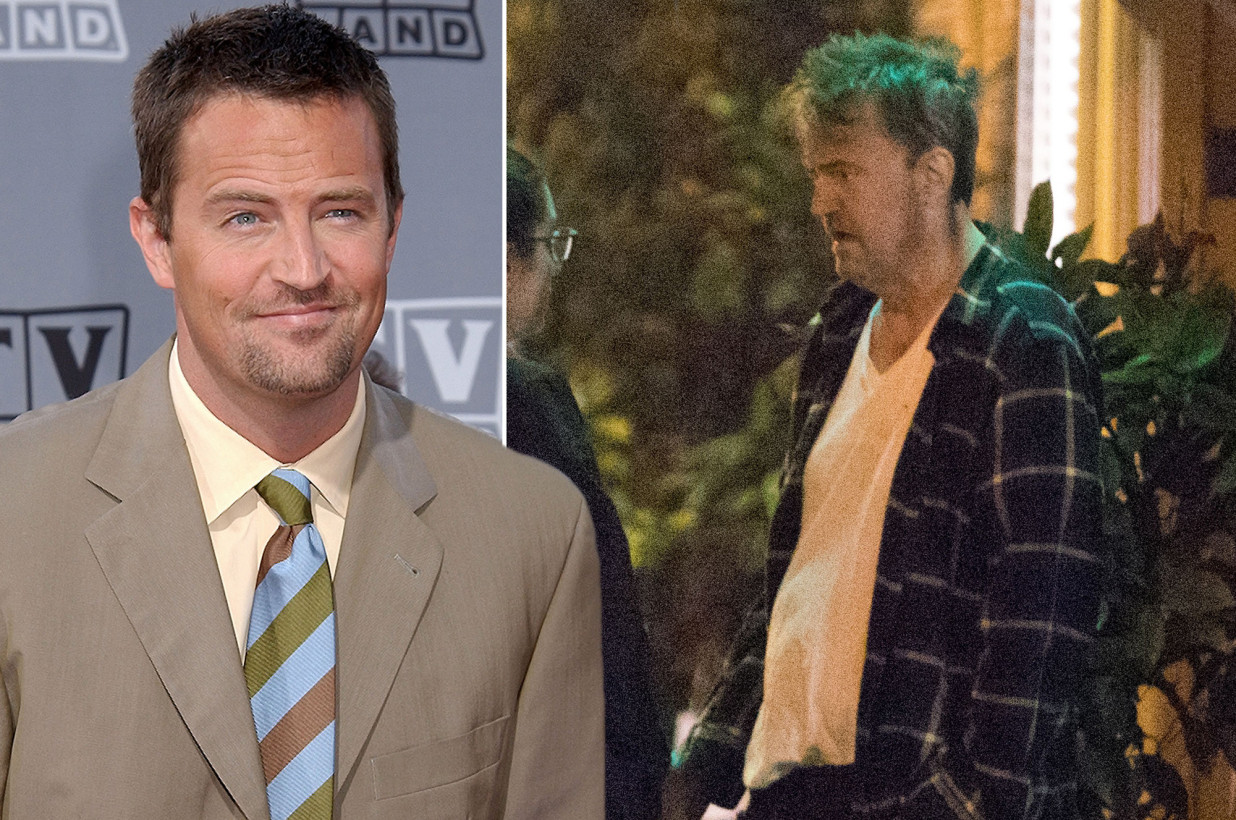 Matthew Perry's addiction struggles: Inside his long road of recovery and relapse