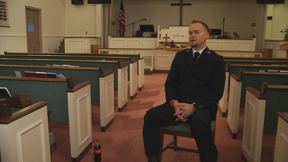 Abilene Salvation Army captain once faced 2 years in prison, now helping addicts