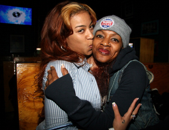 Keyshia Cole Reveals Her Mother Has Checked Herself Into Rehab: 'I'm Trying To Be Hopeful'