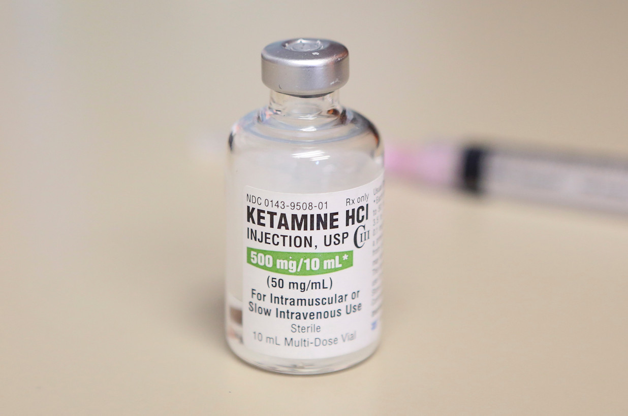 NYC rehab doctor casually gave out Ketamine to addicts: suit