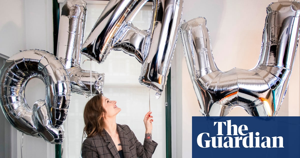 'AA's rules are for men': Holly Whitaker on how women can stop drinking – and get happy