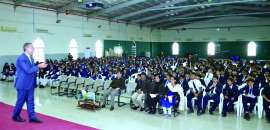 MES holds drug abuse awareness programme