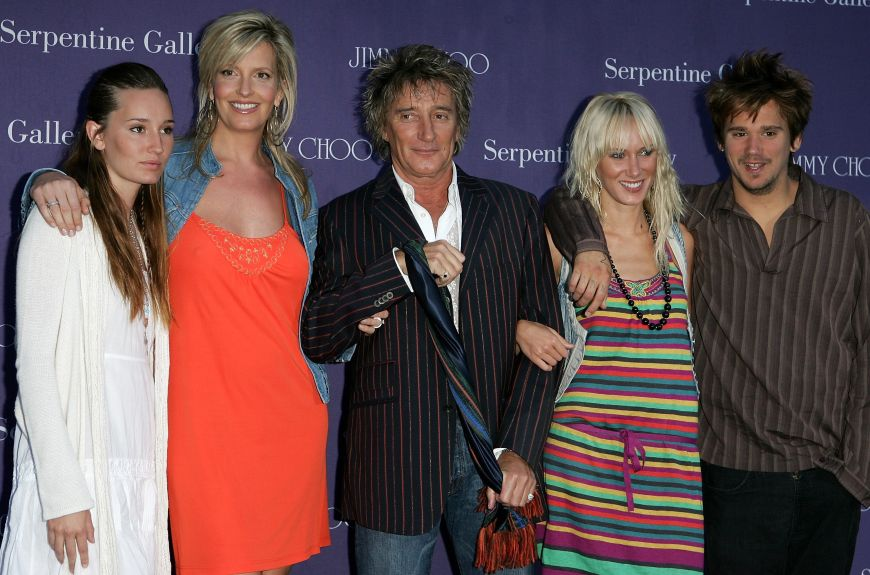 Rod Stewart's son — once called 'rotten, moody and entirely ridiculous' — is no stranger to legal troubles