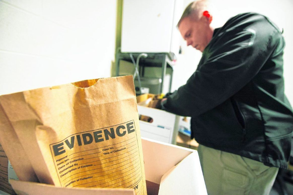 RETURN OF A SCOURGE: Meth arrests are quietly rising