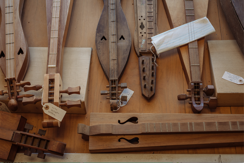 Learning luthiery cuts string of addiction