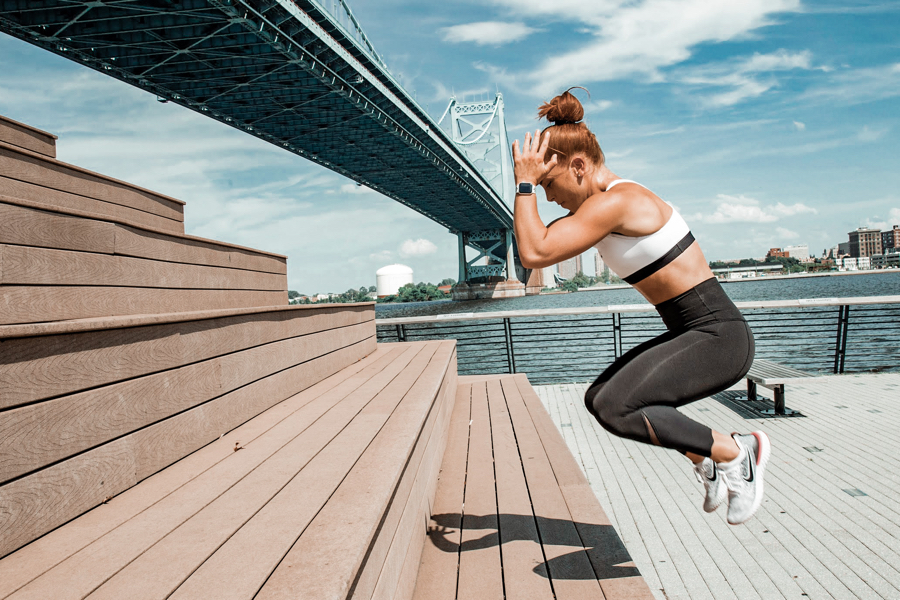 A Philly Fitness Instructor Shares Her Story of Overcoming Heroin Addiction