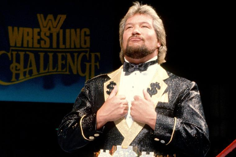 Ted DiBiase's Nonprofit Got Over $2M in Welfare Amid Son's Embezzlement Probe