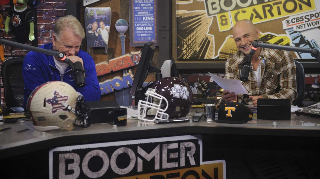 Boomer Esiason says Craig Carton deserves a second chance